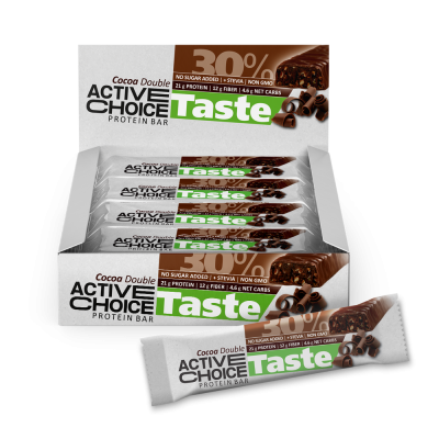 Кутия Active Choice бар - Cocoa Double