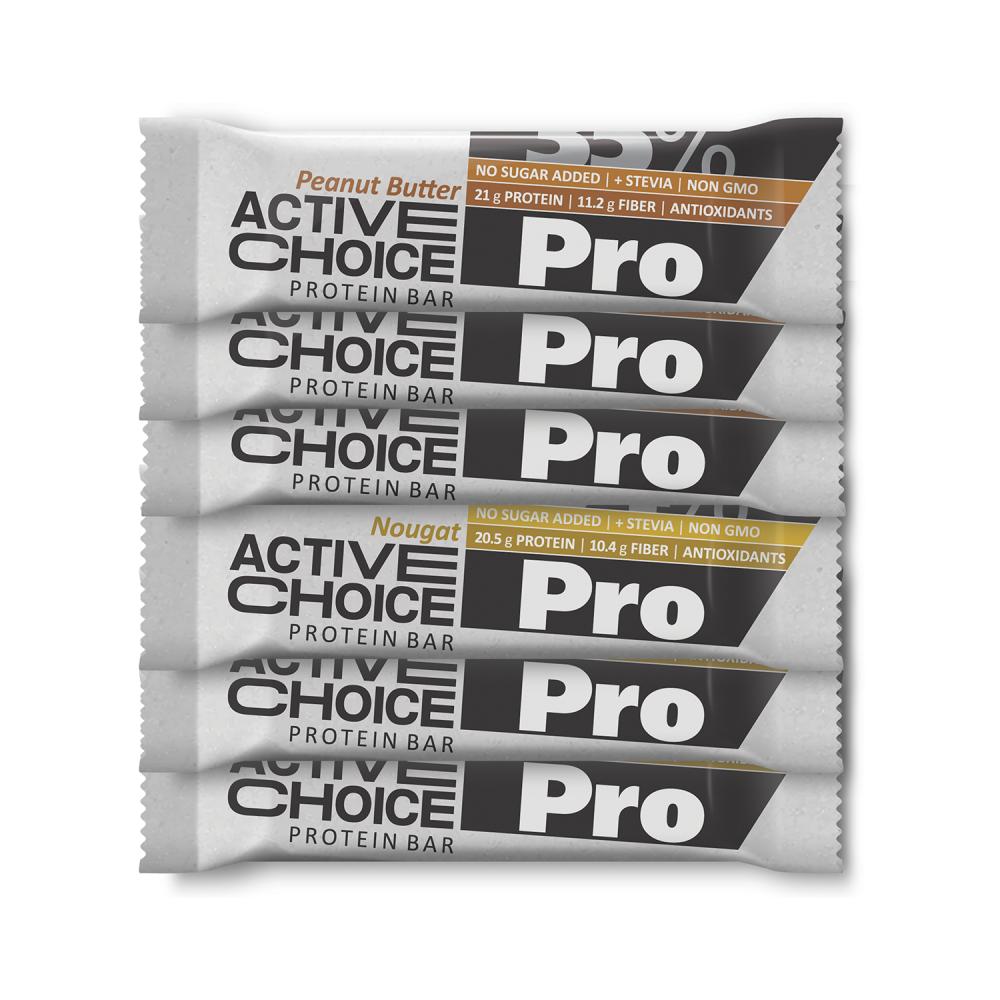 Active Choice - PRO box (6 бр. барчета)