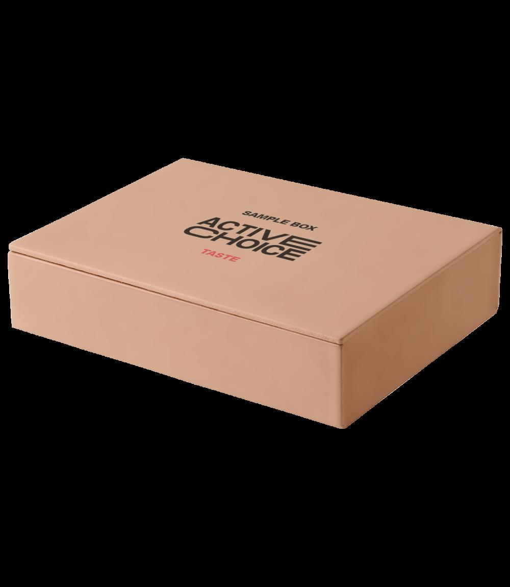 Active Choice - TASTE box (6 бр. барчета)