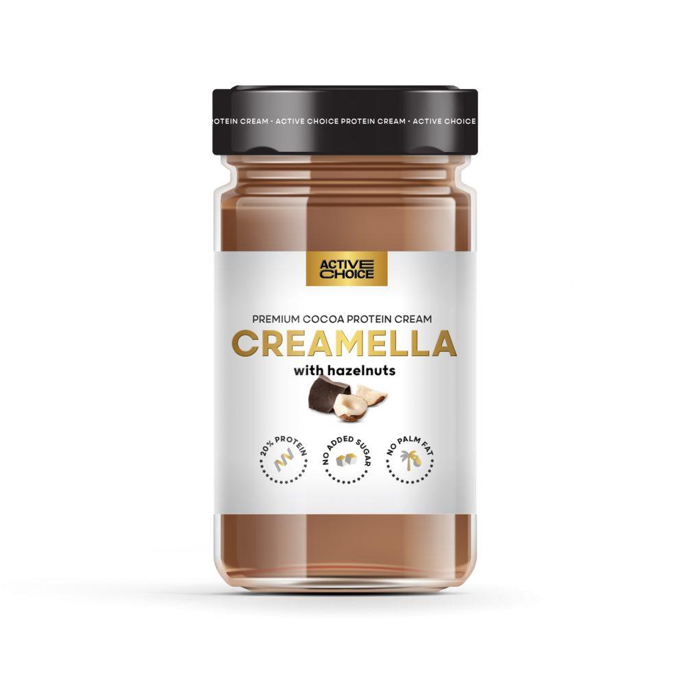 Протеинов крем CREAMELLA Premium
