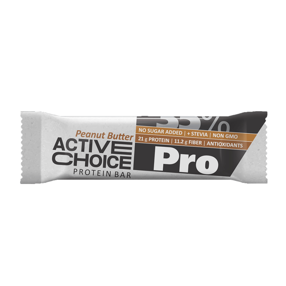 Active Choice протеинов бар - Peanut butter