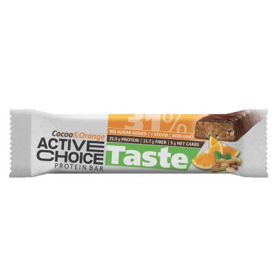 Active Choice бар - Cocoa Orange