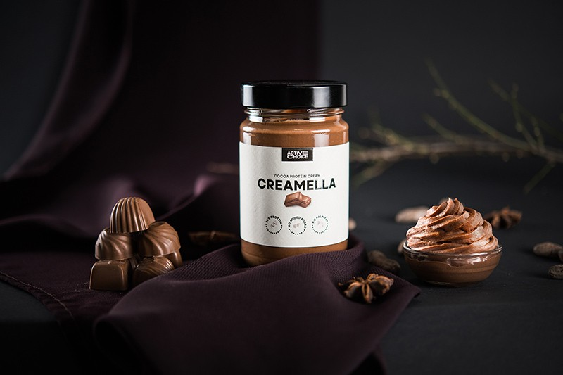 Какаов протеинов крем CREAMELLA Classic
