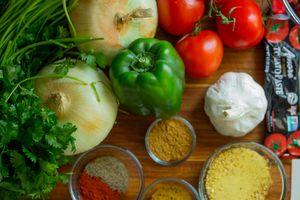 Диетични храни 11 - зеленчуци