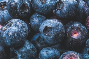 Диетични храни 3 - боровинки
