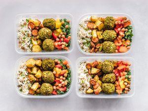 Диетични храни 4 - вариант за вечеря