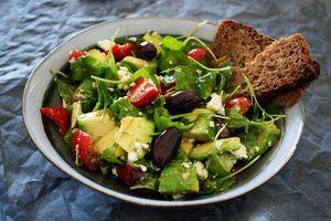 Диетични храни 7 - салата