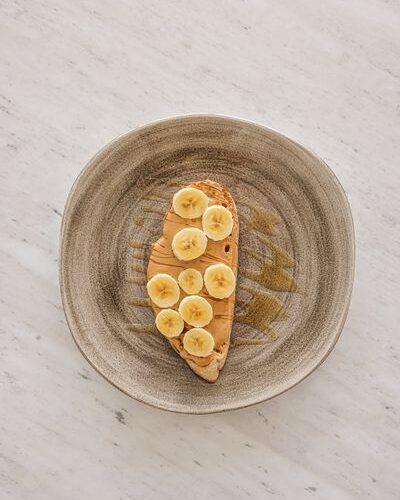 Фъстъчено масло 11 - с банан