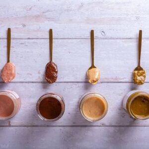 Фъстъчено масло 4 - разнообразие