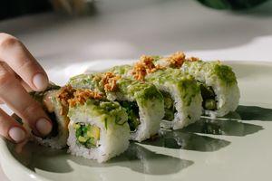 Храни с нисък гликемичен индекс 11 - суши