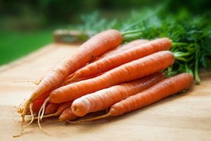 Храни с нисък гликемичен индекс 13 - моркови