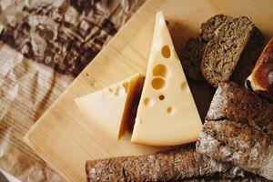 Храни с нисък гликемичен индекс 4 - сирене