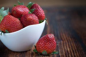 Храни с нисък гликемичен индекс 8 - ягоди
