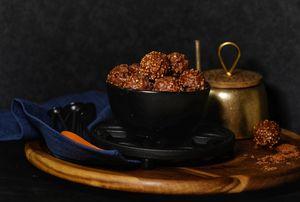 Протеинов шоколад 12 - шоколадови бонбони
