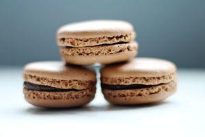 Протеинов шоколад 14 - шоколадови макарони