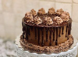 Протеинов шоколад 16 - торта шоколад