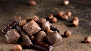 Протеинов шоколад 4 - шоколадови сладки