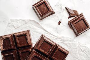 Протеинов шоколад 6 - парчета шоколад