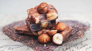 Протеинов шоколад 9 - шоколад с ядки