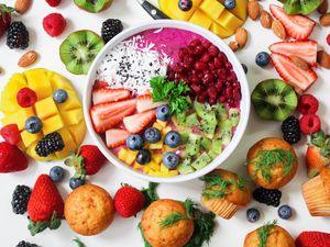Здравословни храни 12 -плодове