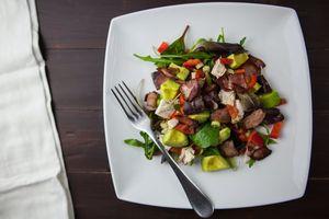 Здравословни храни 20 - салата