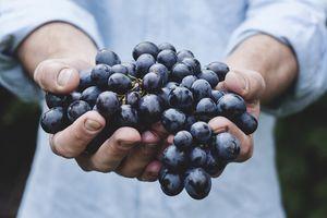 Здравословни храни 7 - грозде