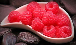 Здравословни храни 8 - малини